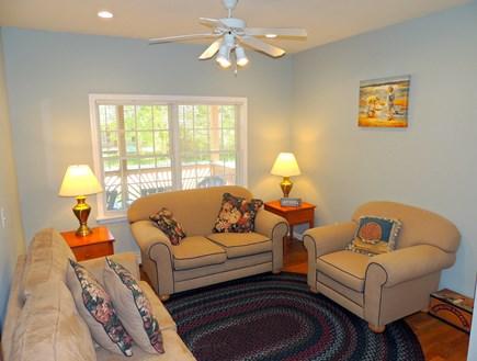 Oak Bluffs Martha's Vineyard vacation rental - Spacious Den to enjoy some reading