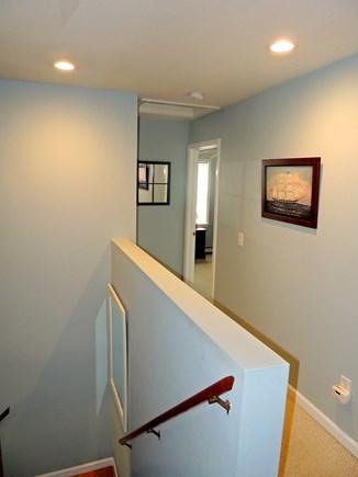 Oak Bluffs Martha's Vineyard vacation rental - 2nd floor hallway and staircase