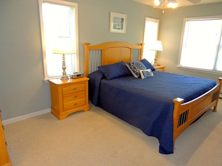 Oak Bluffs Martha's Vineyard vacation rental - Master Bedroom with large walk-in closet