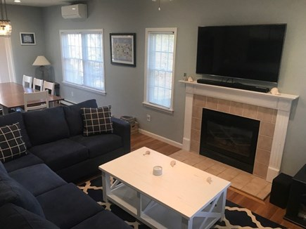 Oak Bluffs Martha's Vineyard vacation rental - Living Room with Sectional