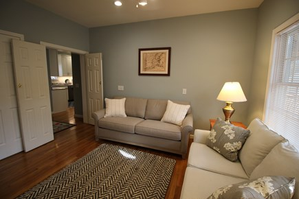 Oak Bluffs Martha's Vineyard vacation rental - Spacious den to enjoy some reading