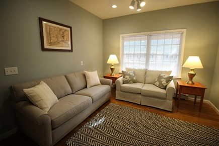Oak Bluffs Martha's Vineyard vacation rental - Den with queen size sleeper sofa