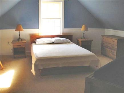 Oak Bluffs Martha's Vineyard vacation rental - 3rd floor retreat with queen bed and sitting area