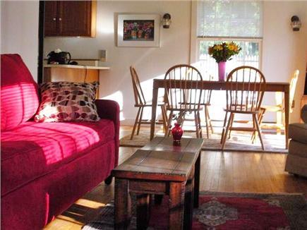 Oak Bluffs Martha's Vineyard vacation rental - Comfortable living room