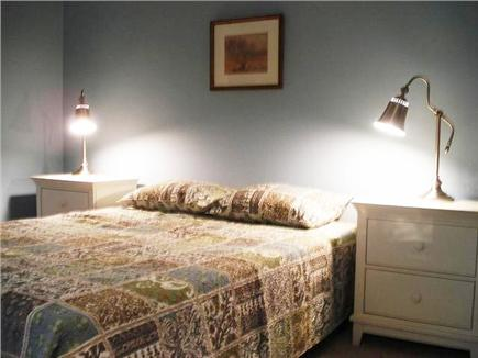 Oak Bluffs Martha's Vineyard vacation rental - Master bedroom with Queen bed