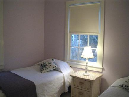 Oak Bluffs Martha's Vineyard vacation rental - 2nd floor bedroom, 2 twin beds