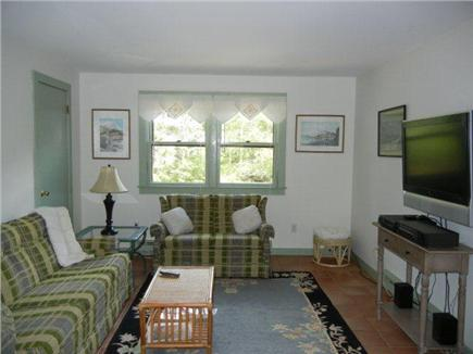 Edgartown Martha's Vineyard vacation rental - Livingroom