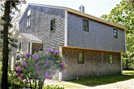 Katama - Edgartown Martha's Vineyard vacation rental - Exterior front view