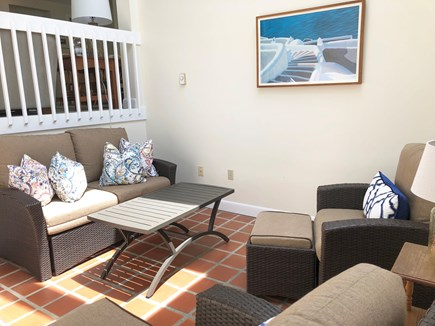 Katama - Edgartown Martha's Vineyard vacation rental - Solarium: Sun drenched and great for reading!