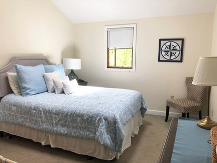 Katama - Edgartown Martha's Vineyard vacation rental - Bedroom #2: Queen Bed (upstairs)