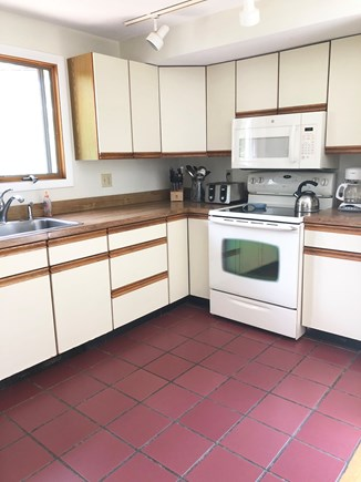 Katama - Edgartown Martha's Vineyard vacation rental - Kitchen: Clean & fully equipped