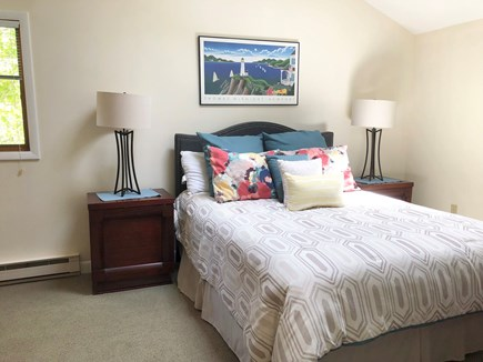 Katama - Edgartown Martha's Vineyard vacation rental - Bedroom #1: Queen Bed (upstairs)