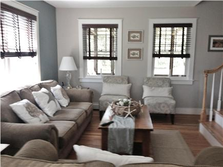 Edgartown Martha's Vineyard vacation rental - Sitting area...