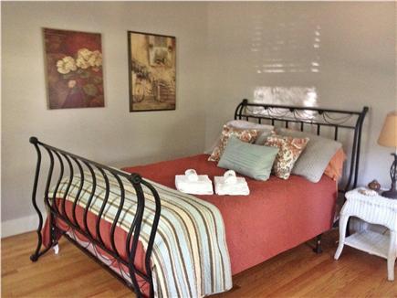 Edgartown Martha's Vineyard vacation rental - First floor double bedroom