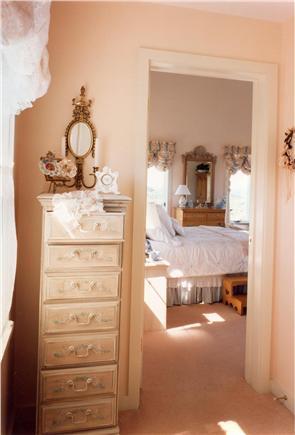 Aquinnah Martha's Vineyard vacation rental - First floor private master bedroom