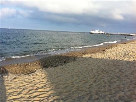 Oak Bluffs, East Chop Martha's Vineyard vacation rental - Beach on a fall day