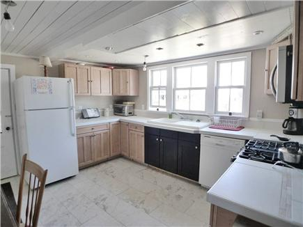 Oak Bluffs Martha's Vineyard vacation rental - Well equipped kitchen with new appliances