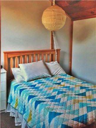 Edgartown Martha's Vineyard vacation rental - Master bedroom with double bed