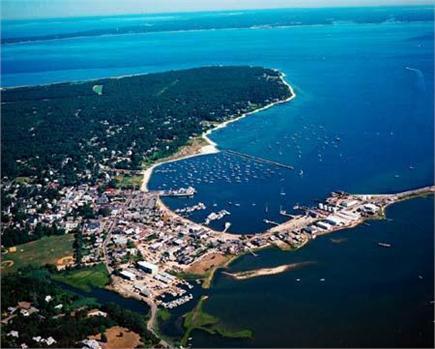 Vineyard Haven, West Chop Martha's Vineyard vacation rental - Vineyard Haven Harbor, West Chop & the Vineyard Sound