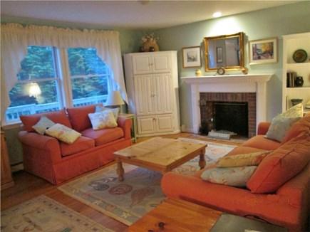 Vineyard Haven, West Chop Martha's Vineyard vacation rental - Living room