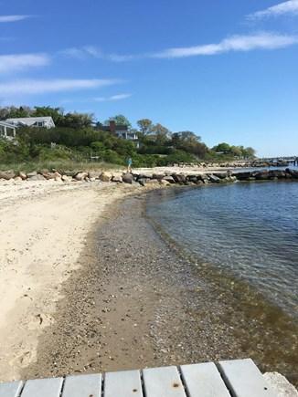 Vineyard Haven, West Chop Martha's Vineyard vacation rental - Owen Little Beach