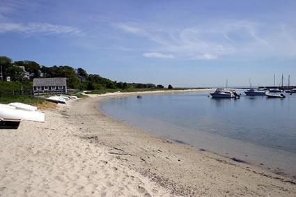Vineyard Haven, West Chop Martha's Vineyard vacation rental - Owen Little Beach only 2/10 mile away