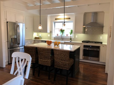 Oak Bluffs, East Chop Martha's Vineyard vacation rental - Band New Renovated Kitchen in 2019!!