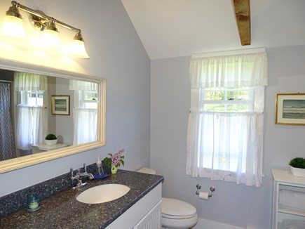 Chilmark Martha's Vineyard vacation rental - Newly refinished full bathroom