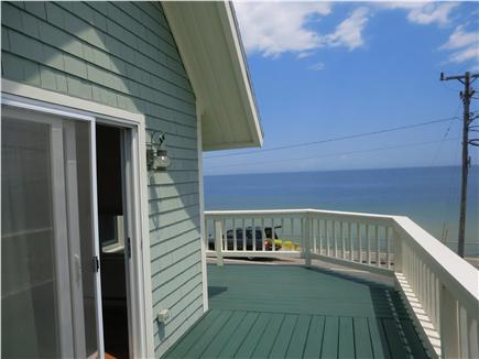 Oak Bluffs Martha's Vineyard vacation rental - Second floor side porch