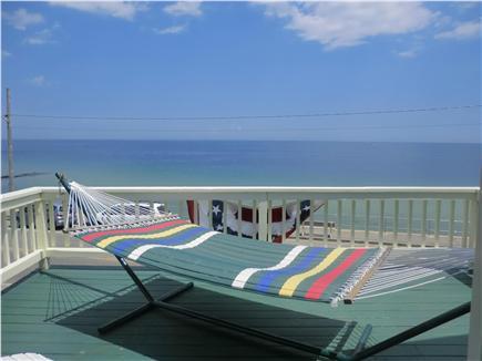 Oak Bluffs Martha's Vineyard vacation rental - Master bedroom porch