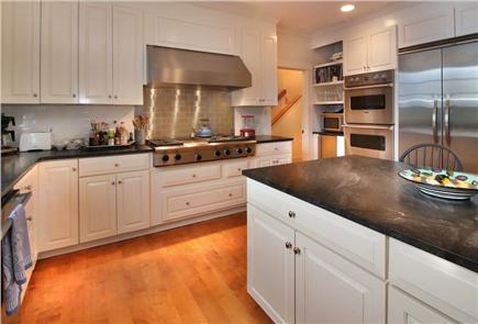West Tisbury Martha's Vineyard vacation rental - Kitchen w appliances