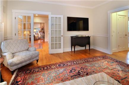 West Tisbury Martha's Vineyard vacation rental - Family Room
