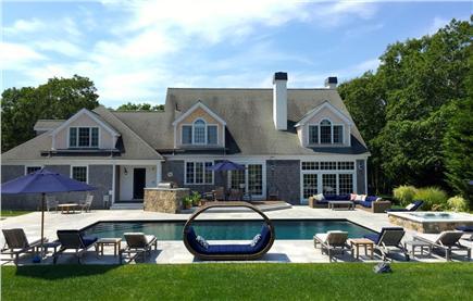 West Tisbury Martha's Vineyard vacation rental - Pool