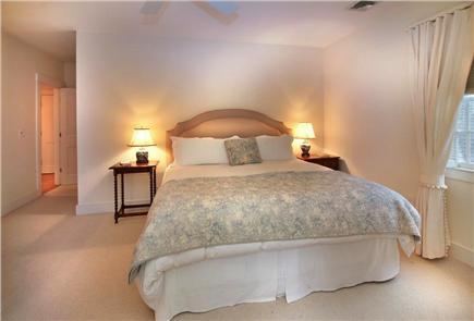 West Tisbury Martha's Vineyard vacation rental - King Bedroom