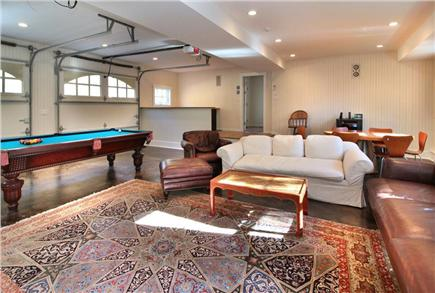 West Tisbury Martha's Vineyard vacation rental - Carriage House Rec Room
