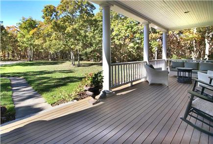 West Tisbury Martha's Vineyard vacation rental - Front Porch