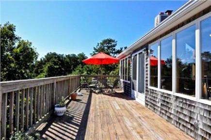 Katama - Edgartown, Edgartown Martha's Vineyard vacation rental - Bright South facing decks
