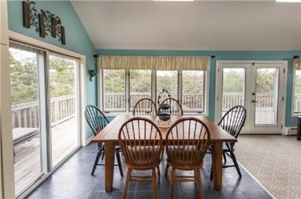 Katama - Edgartown, Edgartown Martha's Vineyard vacation rental - Dining area