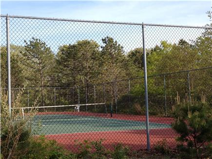 West Tisbury Martha's Vineyard vacation rental - Neighborhood tennis courts