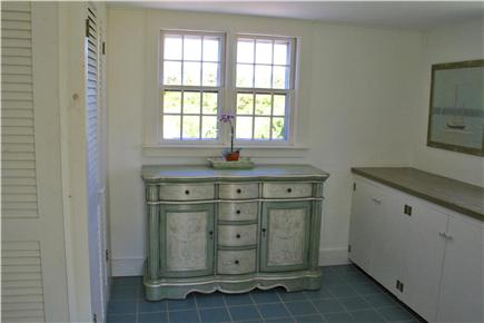 Edgartown Village Martha's Vineyard vacation rental - Entry room off porch side next to kitchen