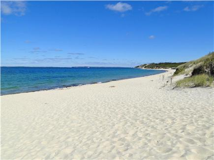 West Tisbury Lambert's Cove Martha's Vineyard vacation rental - Beautiful Lambert's Cove Beach is just 1/2 mile away