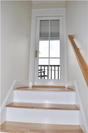 Oak Bluffs Martha's Vineyard vacation rental - Up to 3rd floor deck