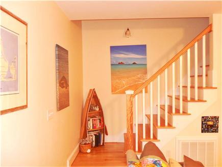 Oak Bluffs Martha's Vineyard vacation rental - Staircase