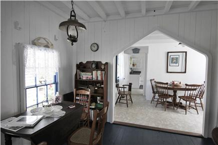 Oak Bluffs, Gingerbread Houses Martha's Vineyard vacation rental - Game room
