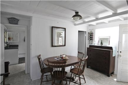 Oak Bluffs, Gingerbread Houses Martha's Vineyard vacation rental - Dining room
