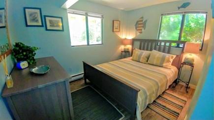 West Tisbury, Longpoint Beach Area Martha's Vineyard vacation rental - Second smaller queen bedroom