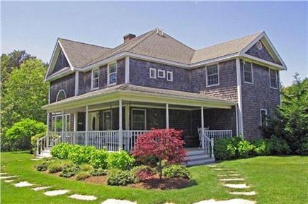 Katama - Edgartown, Edgartown Martha's Vineyard vacation rental - Main house