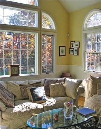 Katama - Edgartown, Edgartown Martha's Vineyard vacation rental - The living room