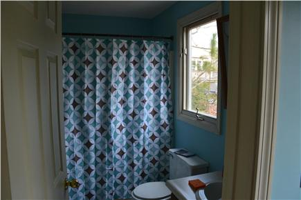 Edgartown Martha's Vineyard vacation rental - First floor full bath, duplicate on second floor