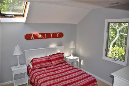 Edgartown Martha's Vineyard vacation rental - Double bedroom